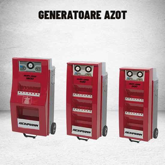 Generatoare Azot